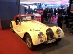 Morgan, Rétromobile 2015, d'autres  lien: http://photosdevoituresmotos.blogspot.fr/2015/02/blog-post_7.html