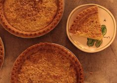 Coconut Custard Pie | WholeYum!
