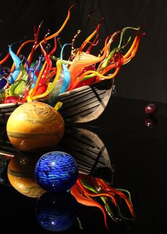 Chihuly Exhibit, Virginia Museum of Fine Art, Richmond, VA