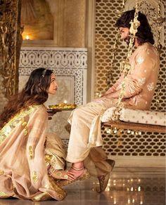 Deepika & Shahid in Padmavat