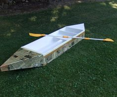 How to build a boat out of cardboard and paper