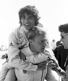 1970 Sebring François Cevert and Dan Gurney