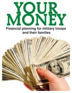 Money management for military folks