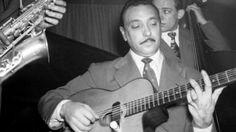 Le guitariste Django Reinhardt aurait eu cent ans, 23 janvier 2010