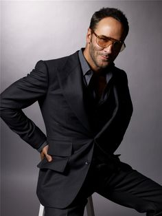 Tom Ford is a fashion designer I aspire to be like the most in terms of determination, resilence, confidence in passion.He is an overcomer and love his humilty. What I like about Tom Ford also is that he talented in other fields of art besides Fashion Design.