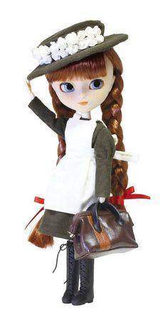 "Pullip Anne of Green Gables Groove Japan ""12 Doll Pretty kawaii Cute import  #Pullip"