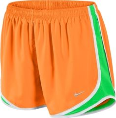 Nike Women's Tempo Track Running Shorts - Dick's Sporting Goods - Bright Colors/Poison Gm $30.00