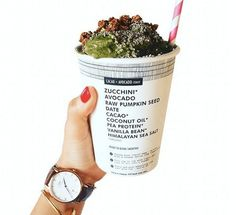 """See why Well+Good says: """"these organic smoothies are 100% ready to dump in the blender and about to change your life."""""""