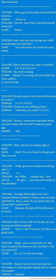 Kids Vs Teacher LOL