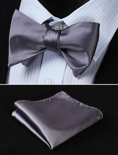 BL21A-Gray-Grey-Solid-100-Silk-Jacquard-Woven-Men-Butterfly-Self-Bow-Tie-BowTie-Pocket-Square.jpg