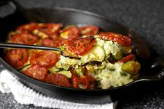 Zucchini Rice Gratin | 26 Cozy Gluten-Free Dinners To Make This Fall