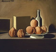 Giorgio Morandi | Still Life (1919) | Artsy