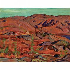 Jackson - Great Bear Lake x Oil on panel Emily Carr, Canadian Painters, Canadian Artists, Group Of Seven Paintings, Tom Thomson Paintings, Star System, Impressionist, Landscape Paintings, Art Work