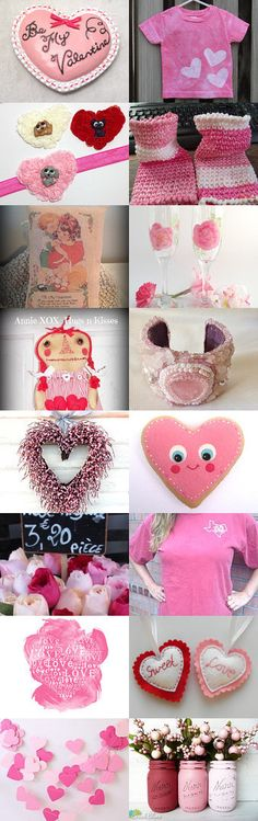 Be My Valentine~TeamUNITY~Group 5 by Kathy Carroll on Etsy--Pinned with TreasuryPin.com #valentinesday