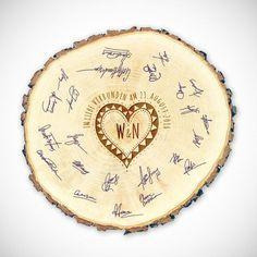 Personalisiertes Holzfass Eichenfass zur Hochzeit mit Plakette