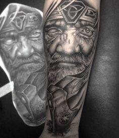 Vicking tattoo