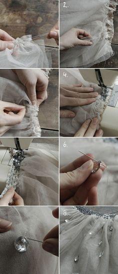 DIY Tutu Skirt - 15 Fashionable DIY Clothes