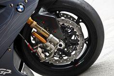 BMW S1000RR, front wheel