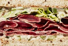 A Totally Obsessive A-to-Z Guide to Making Sandwiches | Bon Appetit