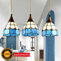Details about Tiffany Dome-Shaped Pendant Light Chandelier Ceiling Bohemia Fixtures - All For Decoration Tiffany Pendant Light, Stained Glass Lamps, Glass Lighting, Glass Lamp, Stained Glass Light, Rustic Pendant Lighting, Stained Glass Panels, Stained Glass Lamp Shades, Lights
