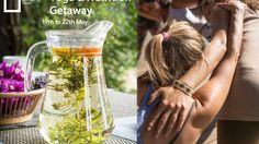 Yoga & Nutrition Getaway - 19-22 May 2016 - at Algarve Portugal, is a blend of delicious vegetarian meals, yoga, talks, nutrition workshops and spa sessions…