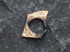 Ring - Stahl und Gold
