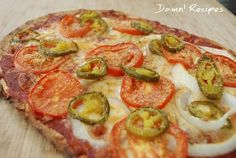 Flatout Thin Crust Pizza Recipes