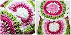 Chart móc túi dâu tây ngọt ngào đốn tim chị em chúng mình Hello Kitty Crochet, Baby Sweaters, Charts, Crochet Patterns, Crochet Hats, Ems, Blanket, Craft, Crochet Bags