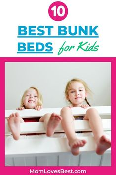 As parents, we know that when you're purchasing something as expensive as bunk beds, you need to get it right the first time. Our guide to buying bunk beds won't let you down. #cribs #cribbedding #swaddling #swaddle #swaddleblanket #bassinet #babysleep #babysleeptips #babysleepschedule #babysleeptraining Cool Bunk Beds, Kids Bunk Beds, Baby Sleep Schedule, Modern Nursery Decor, Cool Mom Picks, Nursery Organization, Sleeping Through The Night, Baby On The Way, Bedroom Accessories
