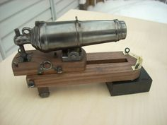 Canon, Weapons, Guns, Ships, Carving, Fire, Antiques, Ideas, Models