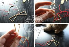 Blogg - Handante Triangles, Projects To Try, Heaven