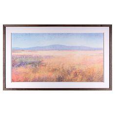Buy Jeannie Sellmer - At A Distance Framed Print, 63 x 103cm Online at johnlewis.com