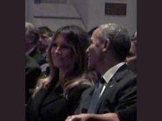 Rafreeb (@RFreeba) | Twitter. PBO and Melania Trump at Barbara Bush funeral.