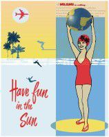 Fun in the Sun - Lorna Siviter