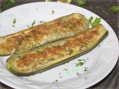 Courgettes à l'Auvergnate( idée menu )