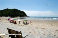 Praia de Gravatá, Navegantes (SC)