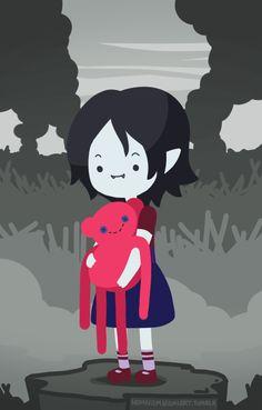 Hora de aventura - Marceline