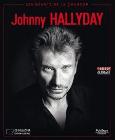 Livre-CD Johnny Hallyday