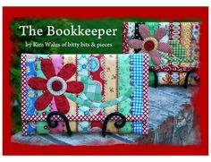 Wallet that can fit a Kindle, paperback, little purse, sewing pouch or makeup bag, make it for whatever you need it to be