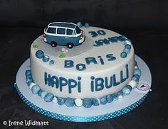 VW Bus Torte