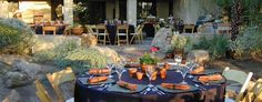Evening in the Desert - Atlasta Catering and Event Concepts