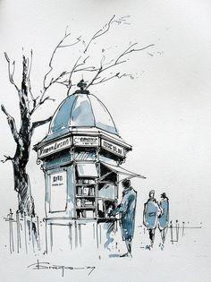 Baustil Hauser Paris