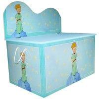 Ξύλινο κουτί-παγκάκι βάπτισης με σχέδιο ο αγαπημένος μας μικρός πρίγκιπας.  Διαστάσεις 55 x 35 x 30 cm  Υπάρχει η δυνατότητα να κατασκευαστε