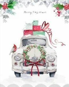 Coming Home For Christmas, Christmas Home, Christmas Ornaments, Gift Tags, Santa, Holiday Decor, Merry Xmas, Kids Gifts, Collection