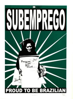 Subemprego - Walter Nomura Tinho