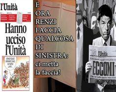 L'Unità chiude, Renzi apre!