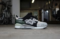 Solebox x Asics Gel Lyte III Unreleased Sample