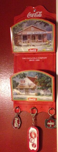 Coca Cola Mail Holder