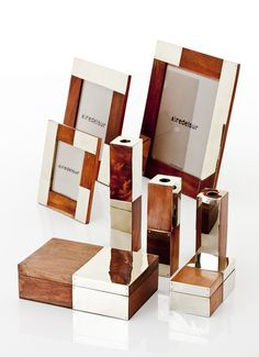 JUNIN COLLECTION · wood & alpaca metal · AIREDELSUR by Marcelo Lucini