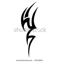 13 Awesome Cool Tribal Tattoos To Draw Images Tribal Simple
